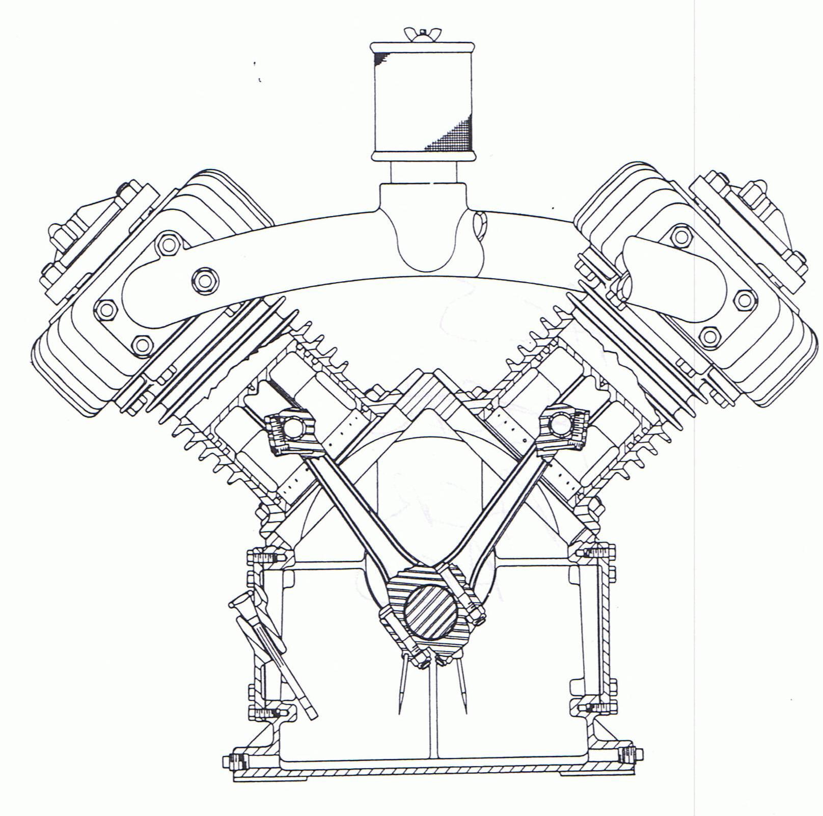 emglo compressor parts diagram