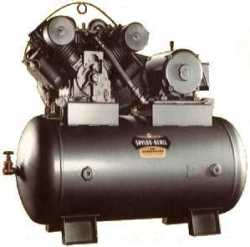 Saylor-Beall Pressure  Lubricated Air Compressors